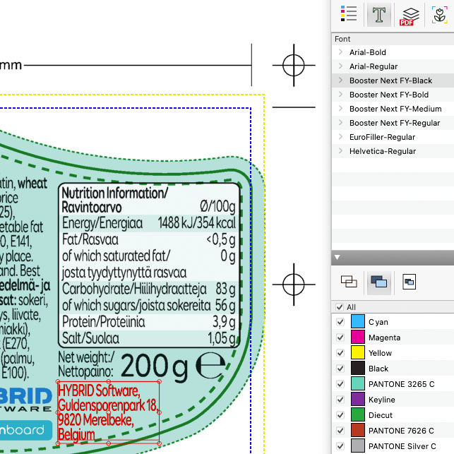 PACKZ – PDF Editor for Digital Printing